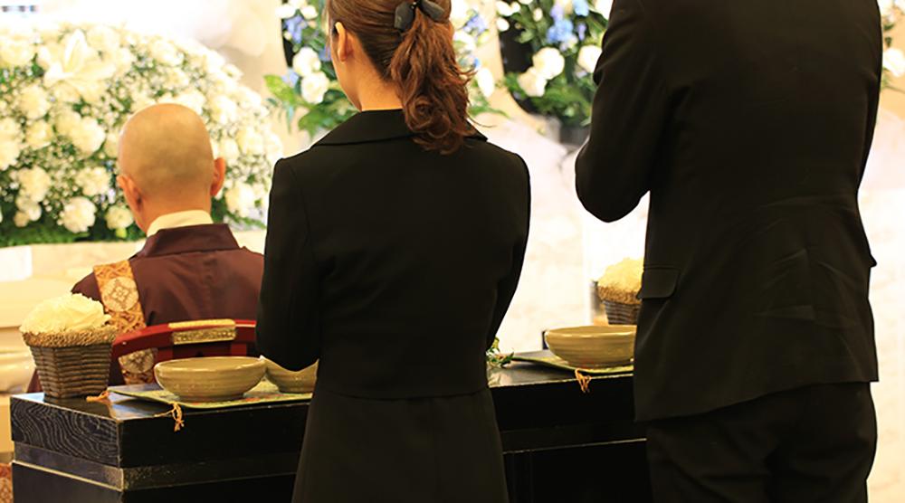 上尾市での家族葬の定義の写真