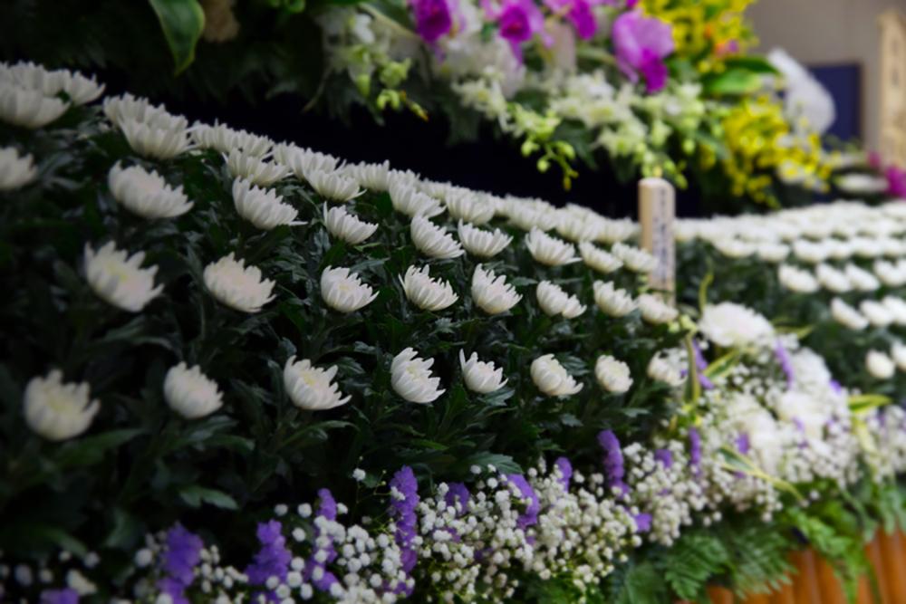 上尾市の家族葬のまとめの写真